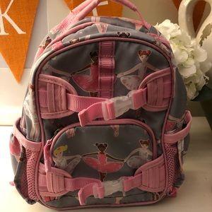 Mini Potterybarn Girls Backpack